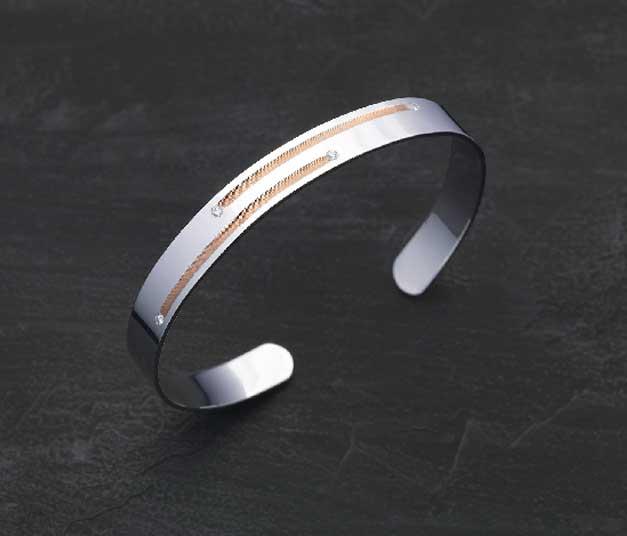 Platinum_Rose_Gold_Bracelet